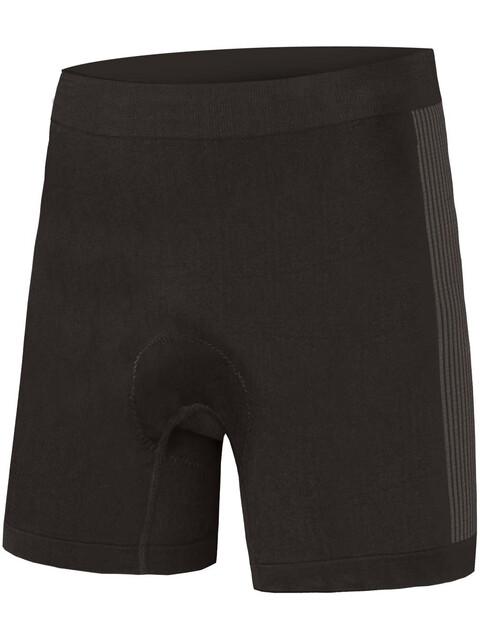 Endura Engineered Boxer Shorts Kinder Gespolstert schwarz